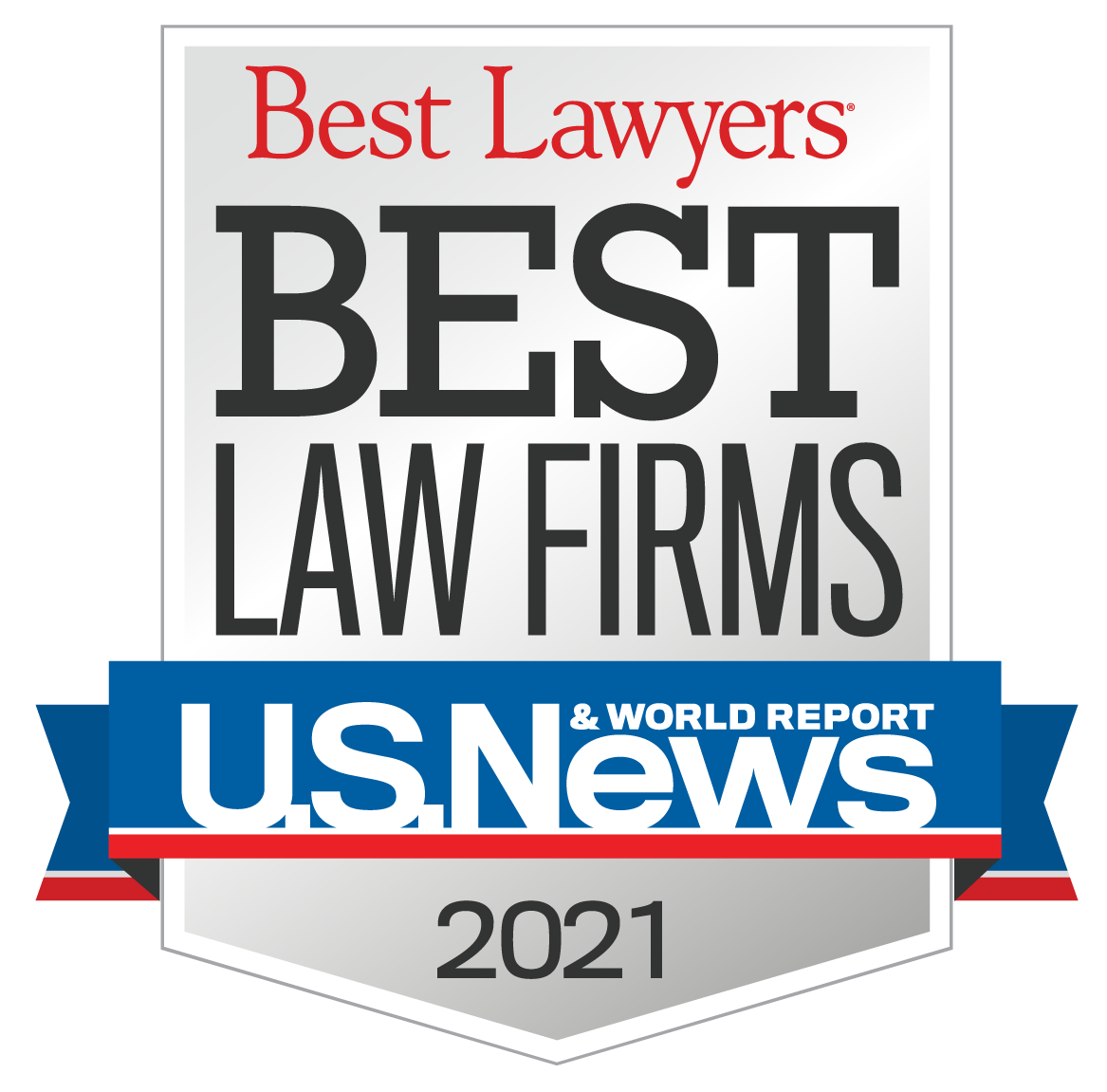 US News World Report Best Law Firms 2021